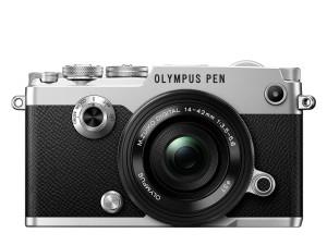Olympus PEN F – 1960-tallet i 2016-årsutgave. (Foto: Olympus)