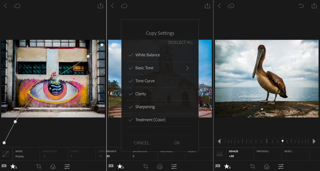 ANDROID: Adobe Lightroom 2.0 for Android har nå alle funksjoner som IOS-versjonen har – og kan i tillegg brukes til å ta bilder i RAW-format på en Android-mobil. (Ill.: Adobe)