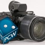 NIKON: Miniatyr-systemkamera. Nikon 1 V3 oppfyller ønsket til dem som vil ha et lite og lett systemkamera-system.