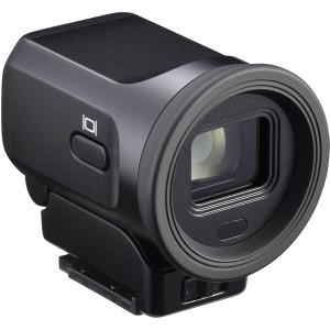EVF: Nikon DF-E1 er en ekstern elektronisk søker til de nye Nikon DL-kameraene. (Foto: Nikon)