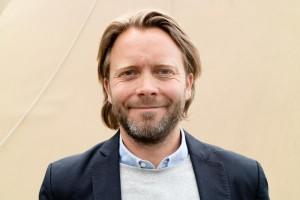 PREMIUM-STRATEGI: Sony Mobiles satsing på premium-mobiler i Norden har vært vellykket, sier nordensjef Ola Lilja Molén. (Foto: Toralv Østvang)