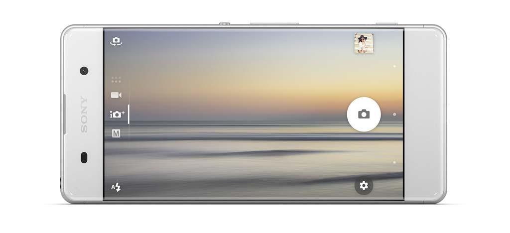 FOLKEMODELLEN: Sony Xperia XA er myntet på dem som ikke er fullt så kravstore og som vil ha mye for pengene uten å blakke seg helt. (Foto: Sony)