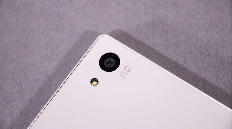 MEGAPIKSLER: Kameraet i Sony Xperia Z5 har en oppløsning på 23 megapiksler og tar flotte bilder – avhengig av mobilfotografen, naturligvis. (Foto: Toralv Østvang)