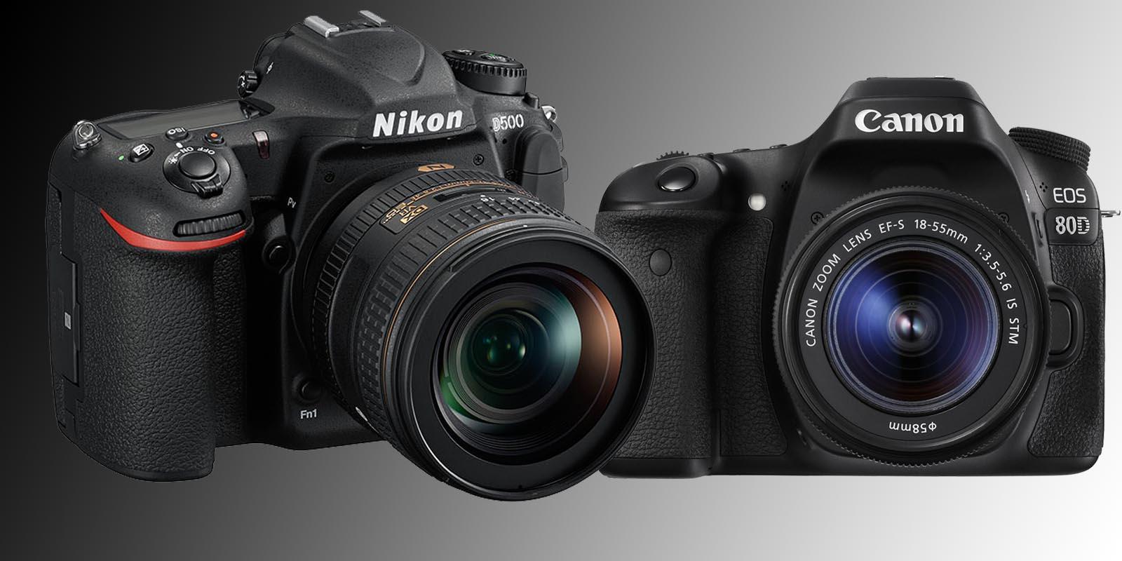 Nikon-Canon