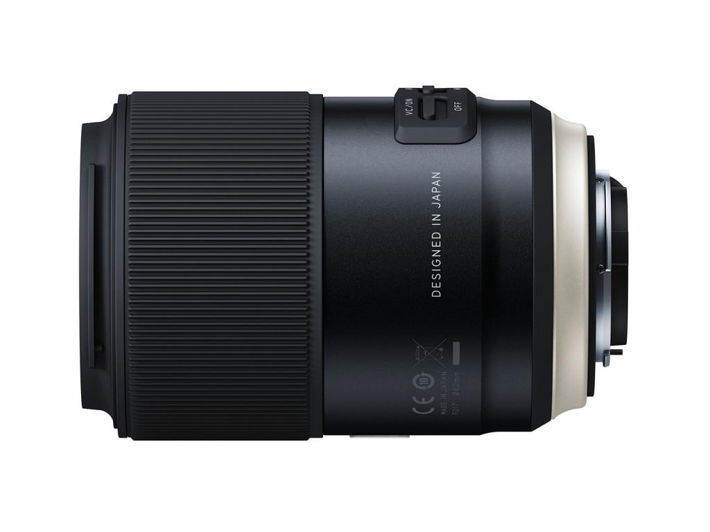 MAKRO: Tamron har lansert et nytt 90 mm makroobjektiv for fullformatkameraer. (Foto: Tamron)