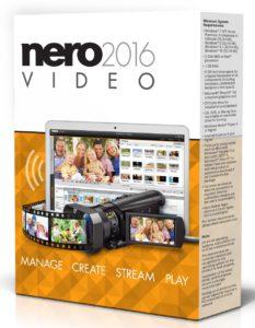 NORSK: Blant språkene som Nero Video 2016 støtter, finner vi norsk. (Ill.: Nero)