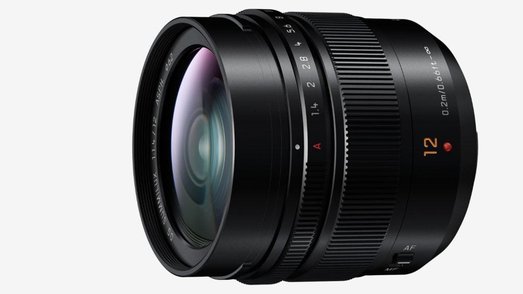 IKKE BILLIG: Det nye Leica-objektivet fra Panasonic koster nesten 15.000 kroner. (Foto: Panasonic)