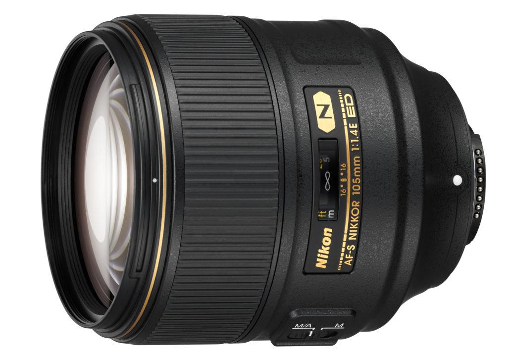 AF-S Nikkor 105mm f/1,4E ED