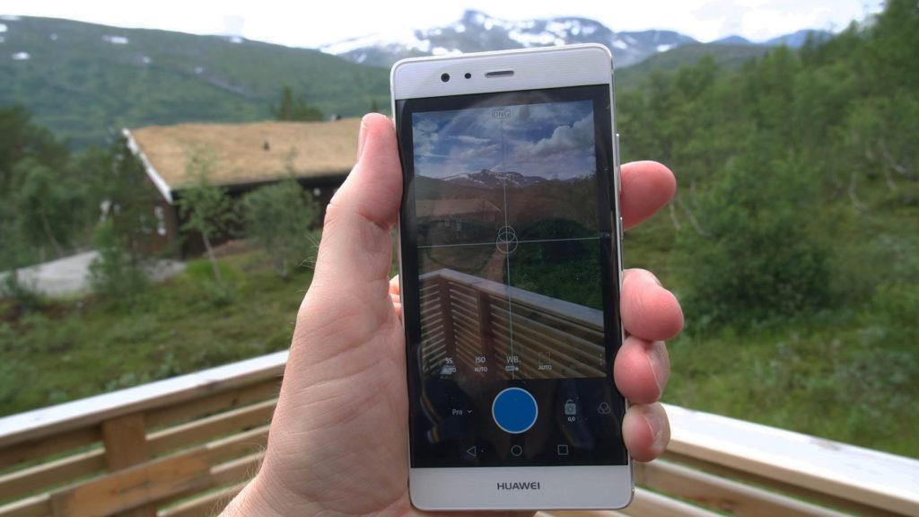 Adobe Lightroom Mobile - Huawei P9
