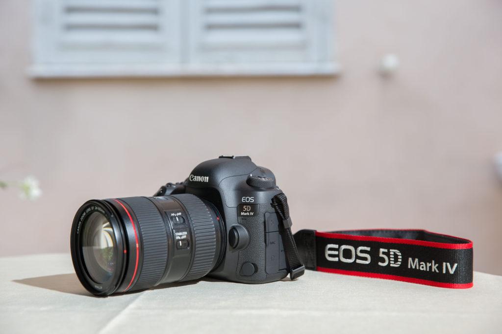 4K VIDEO: En av nyhetene med Canon EOS 5D Mark IV er DCI 4K-video. (Foto: Canon/Paolo Pellegrin)