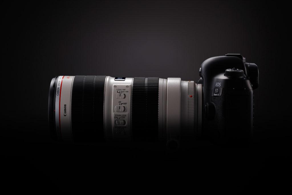 I MÅNELYS: Nye Canon EOS 5D Mark IV trenger i mer enn litt månelys for at autofokusen skal virke, ifølge Canon. (Foto: Canon)