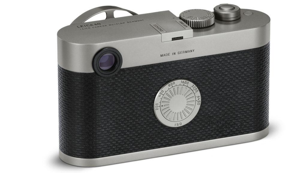 «FILMLØST»: Leica M Edition 60 er et digitalkamera, men oppleves som et film-basert kamera. (Foto: Leica)