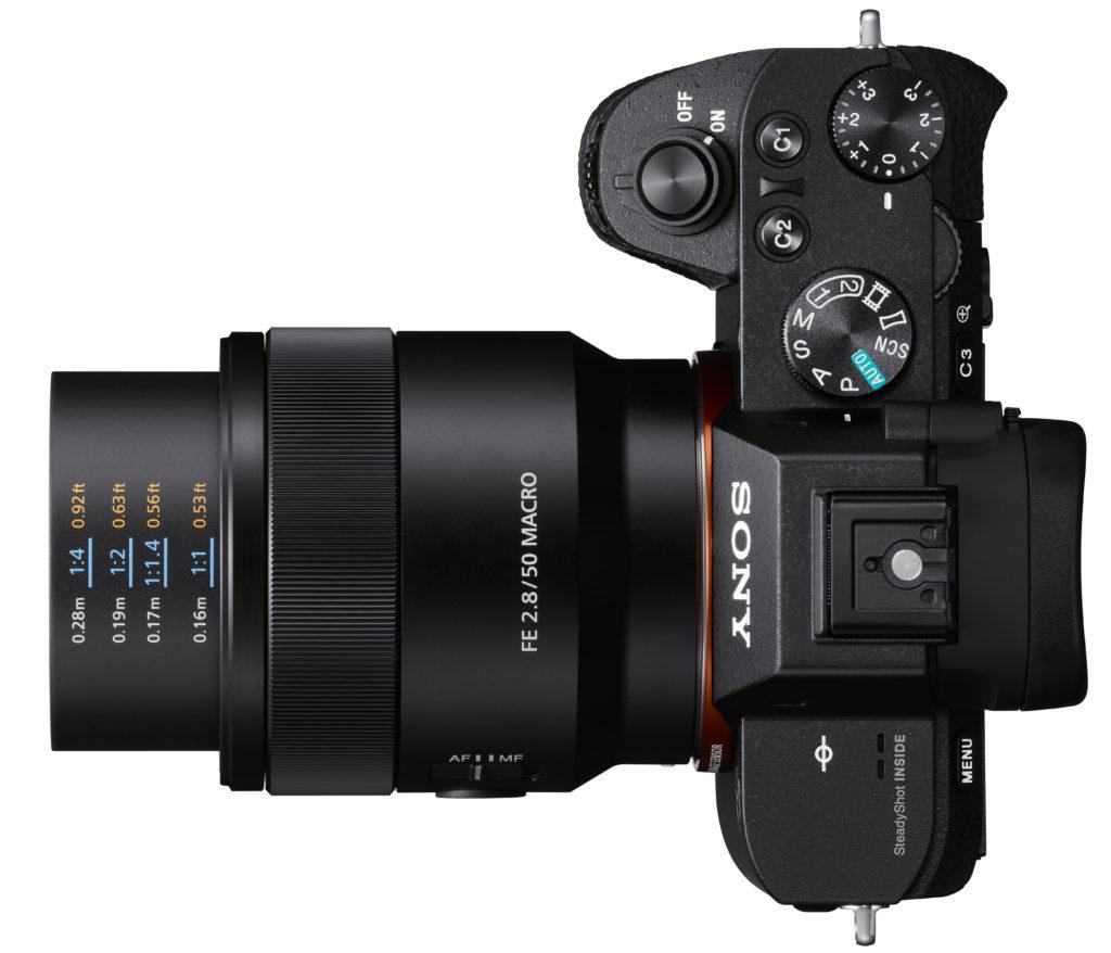 Sony FE 50mm F2.8 Macro Sony a7 II
