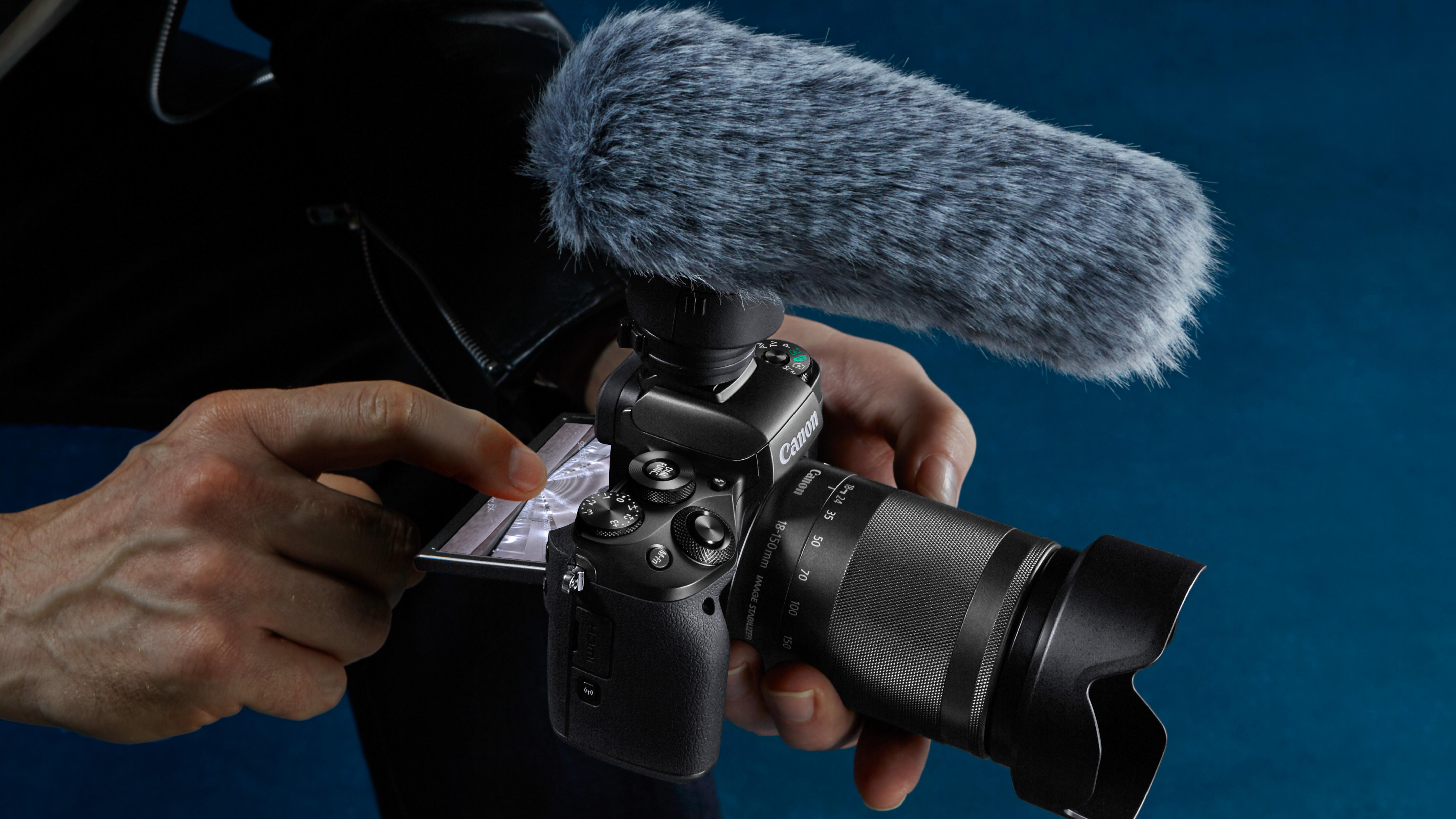Canon EOS M5 video