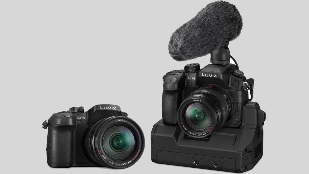 SNART 6K: Panasonic Lumix GH4 var først i sin klasse med 4K. Etterfølgeren får 6K, ifølge ryktene.