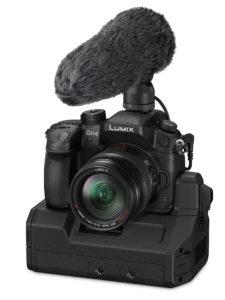 Panasonic Lumix G4H.