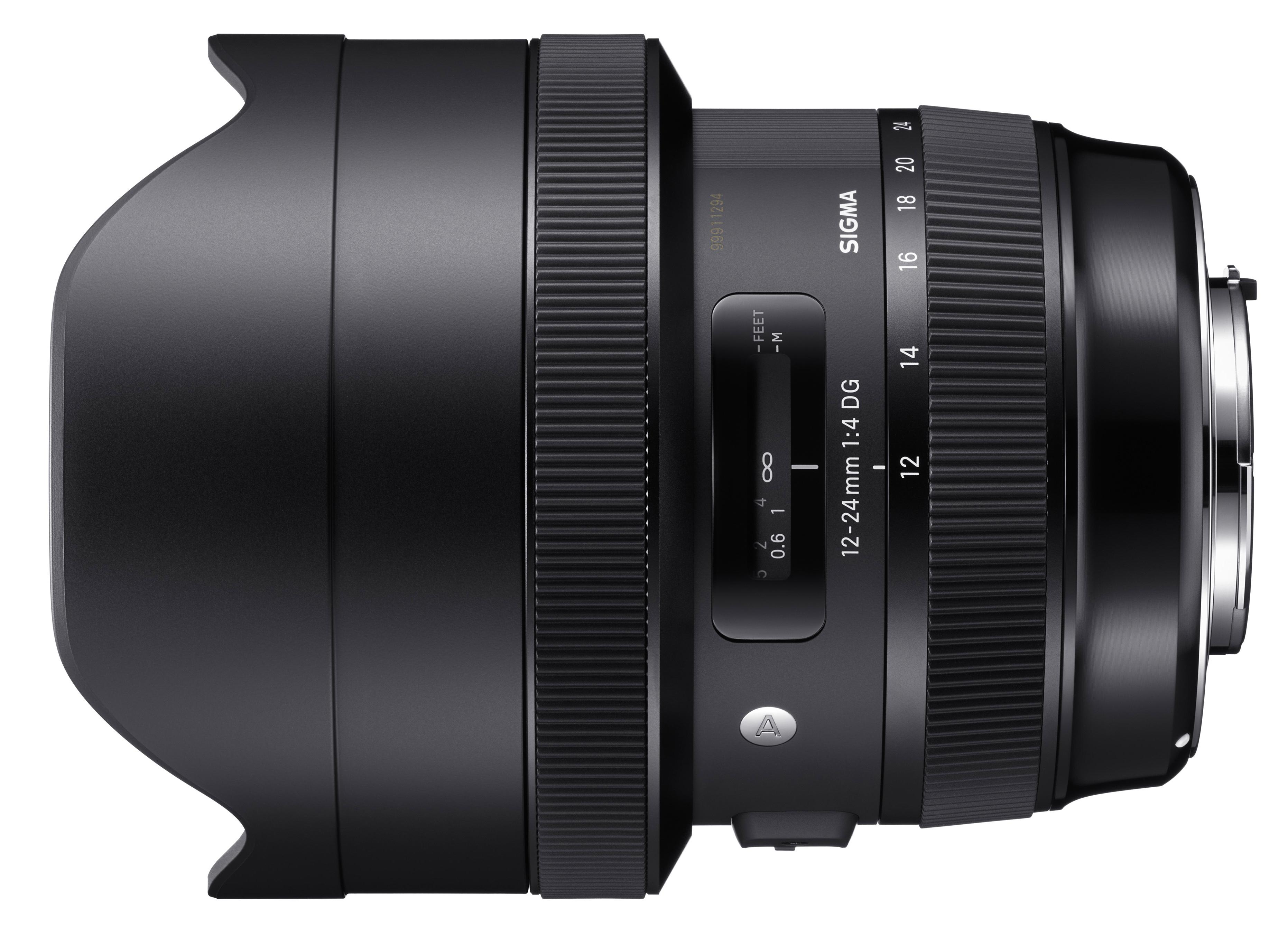 Siagma 12-24mm F4 DG HSM | A