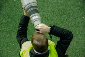 Canon sportsfotograf