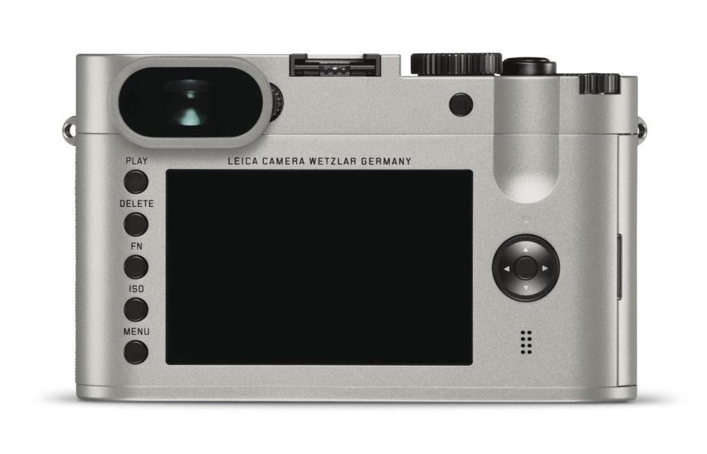 Leica Q Titanium grå