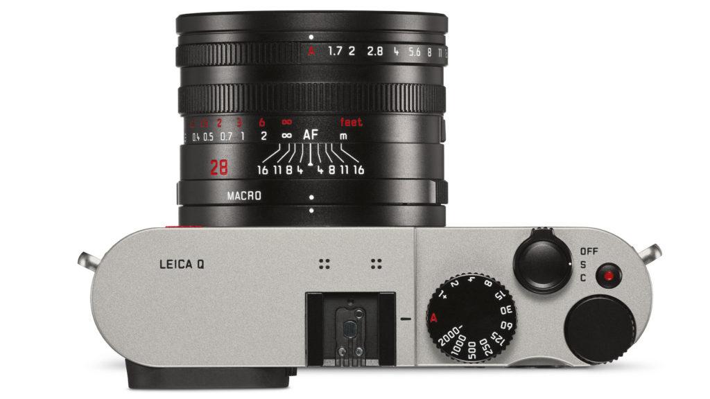 Leica Q Titianum grå