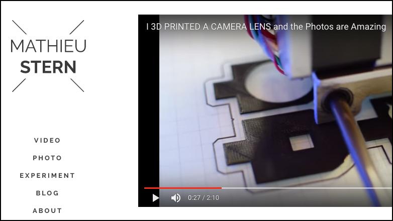 3D-optikkutskrift