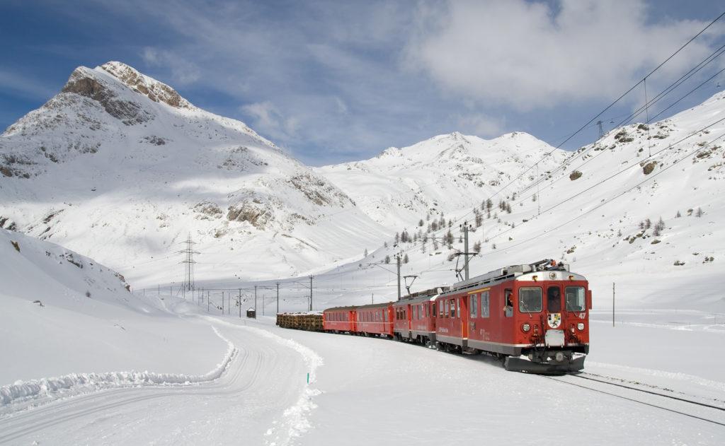 Tog i Sveits