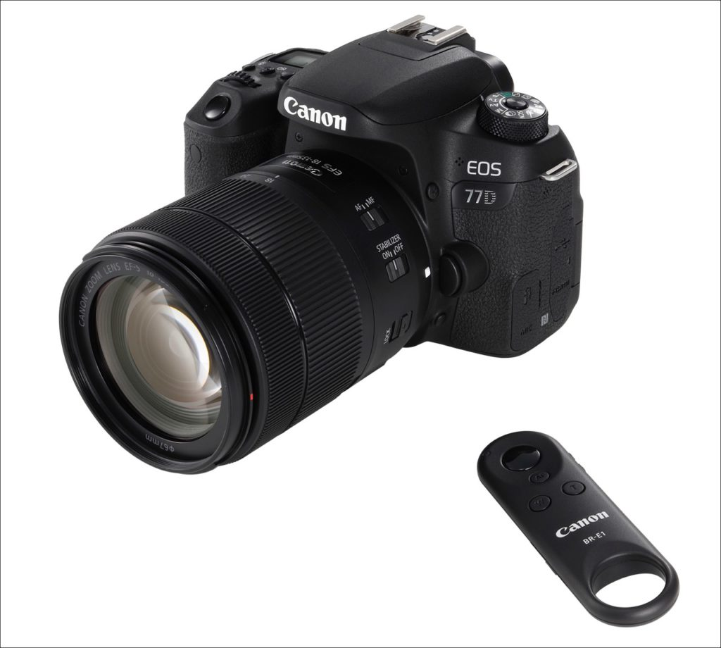 Canon fjernkontroll