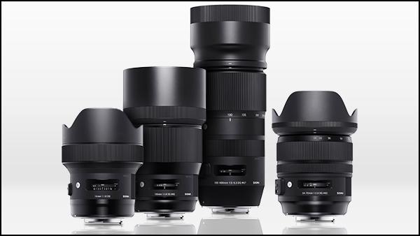 Sigma utfordrer Nikon og Canon