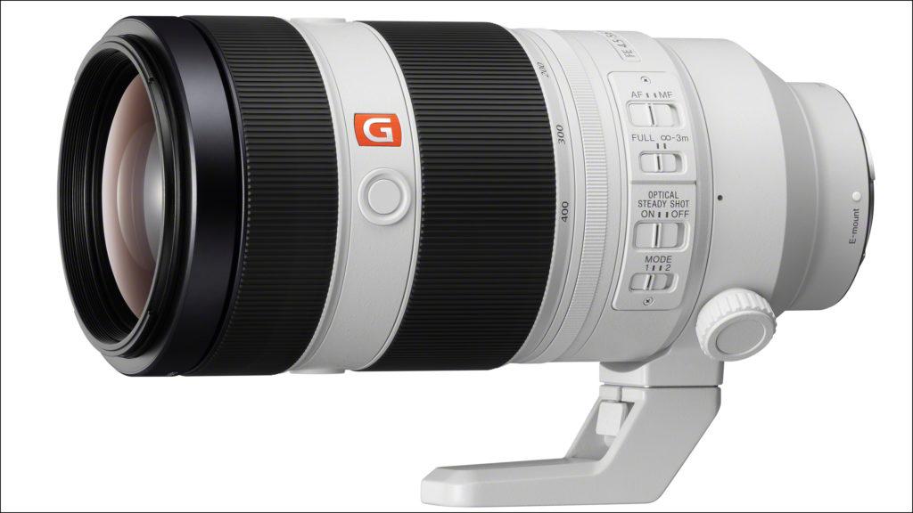 Sony FE 100-400 mm