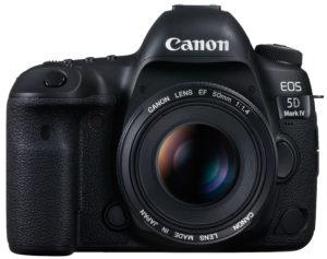 Canon EOS 5D MkIV w EF 50mm
