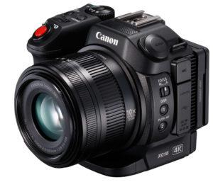 Canon XC15 FSL
