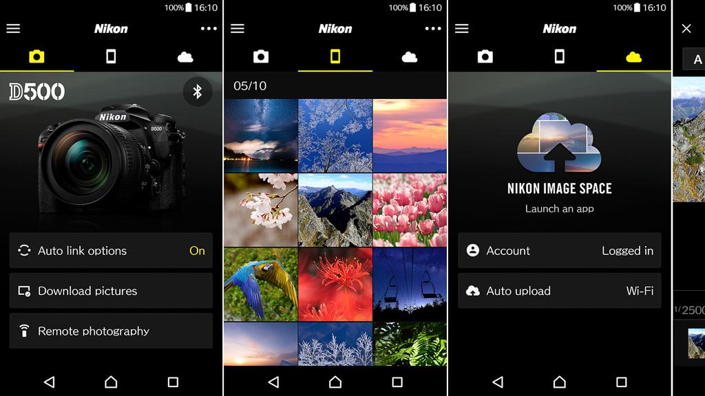 Nikon SnapBridge 2.0