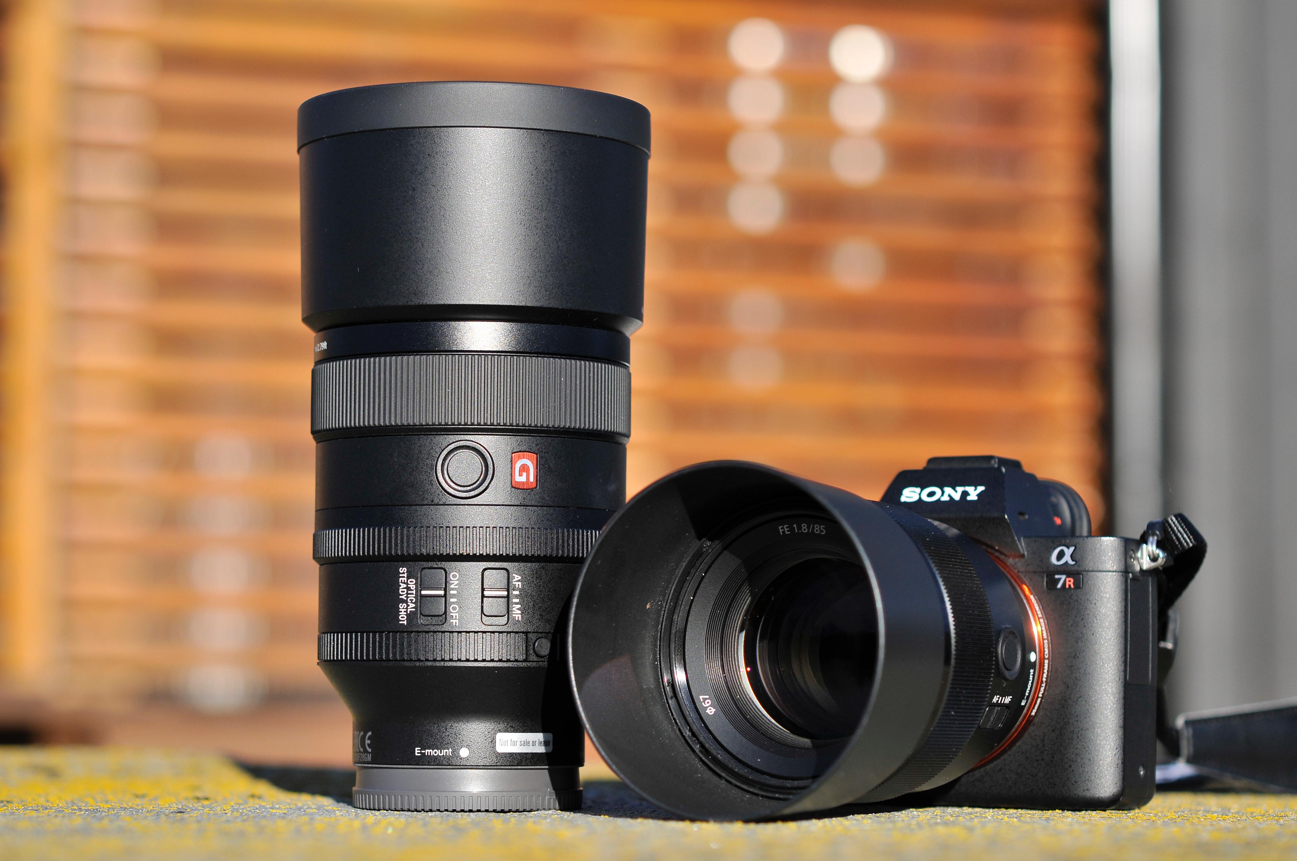 Sony-optikk