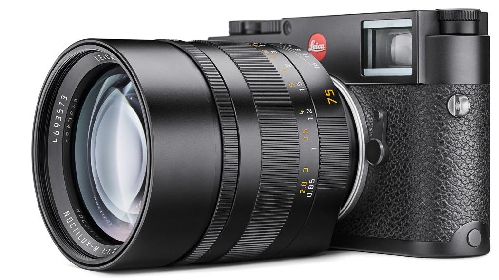 Leica Noctilux-M 75MM