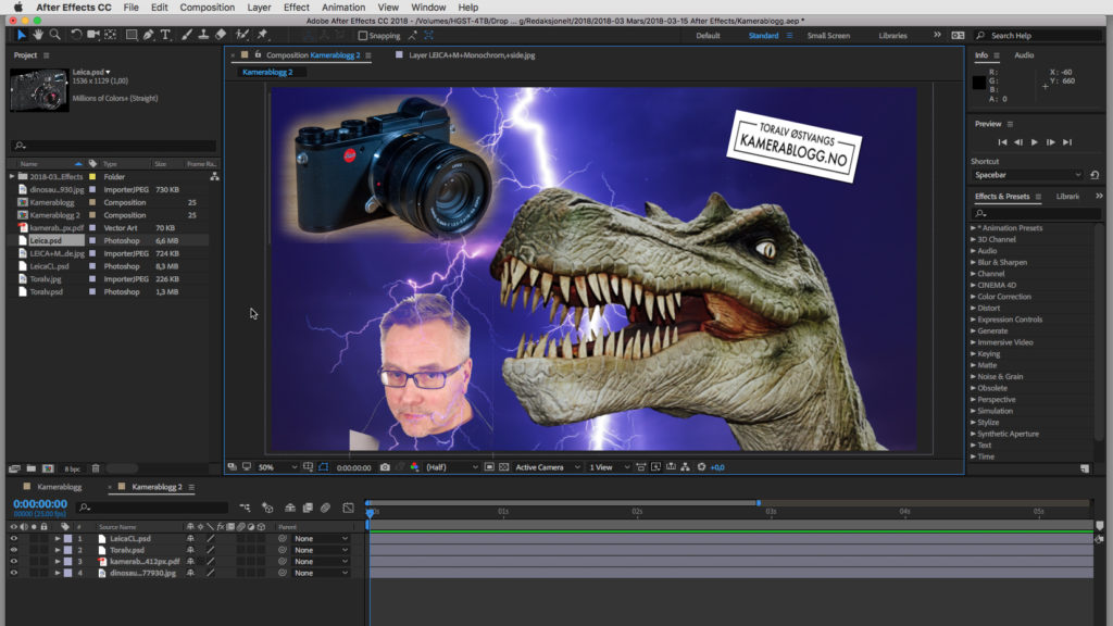 After Effects Pro