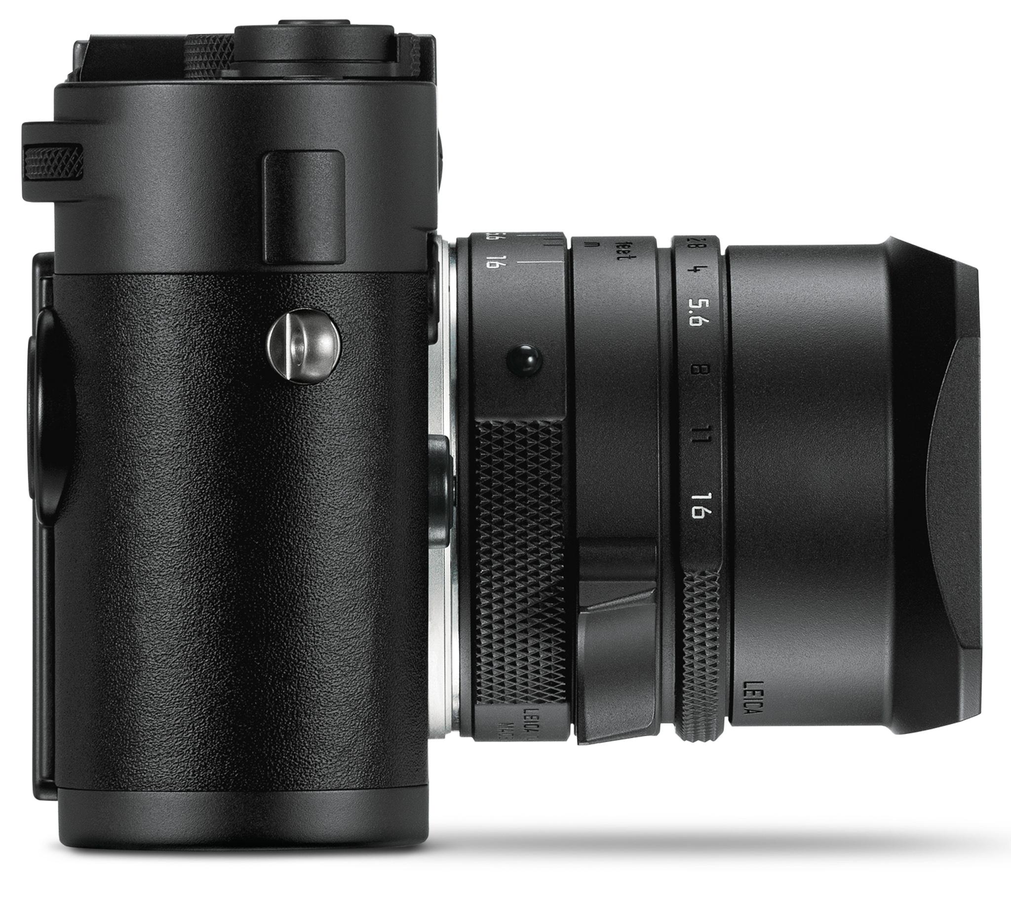 Leica M Monochrom (Typ 246) Stealth Edition
