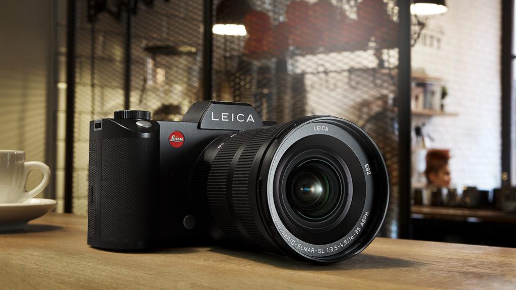Vidvinkelzoom for Leica SL
