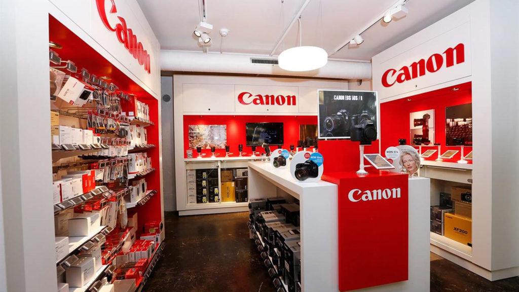 Canon-dager hos Interfoto