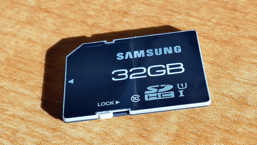 SD -kort 1024