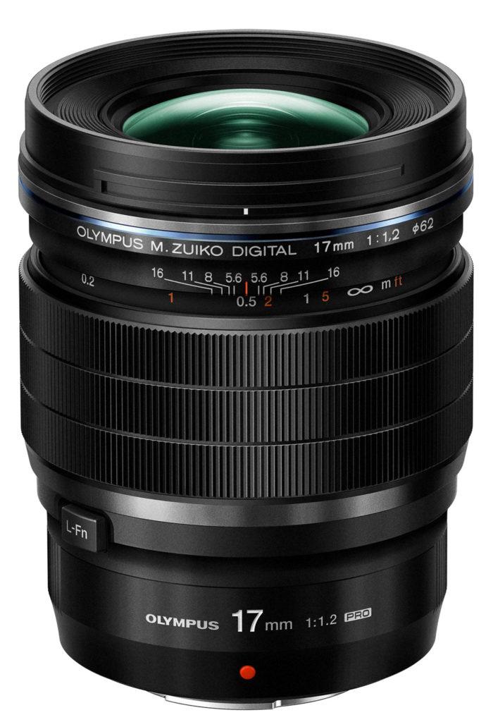Olympus M.Zuiko Digital ED 17mm F1.2 Pro