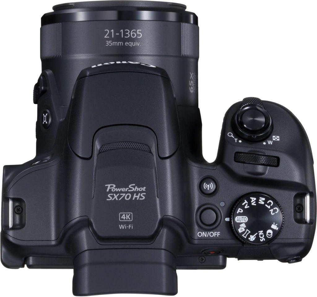Canon PowerShop SX70 HS