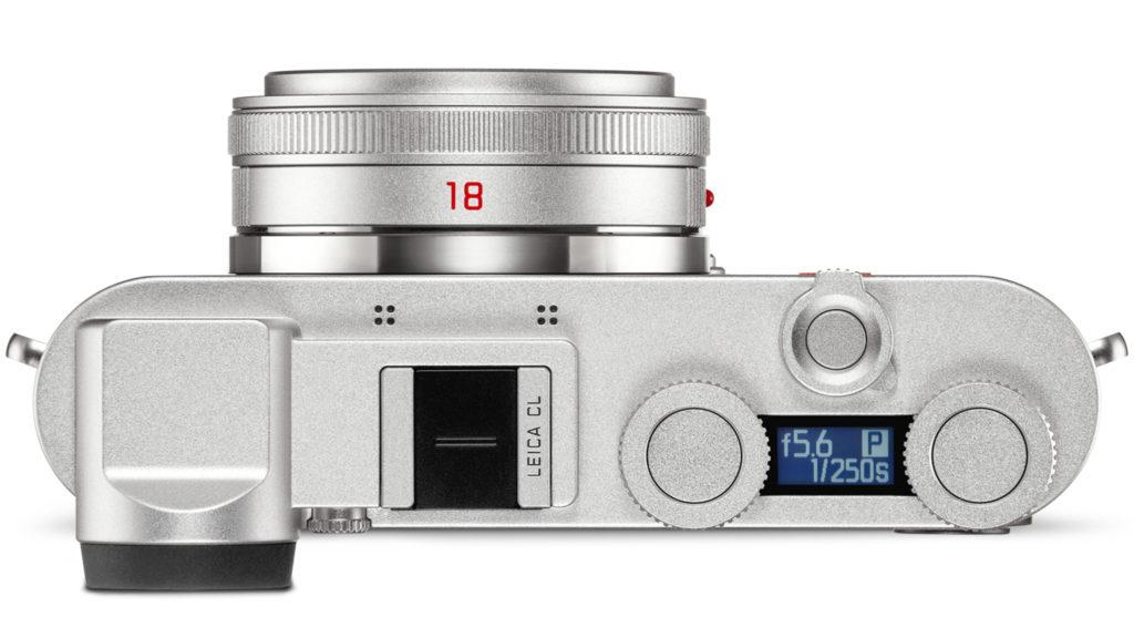 Leica CL sølv