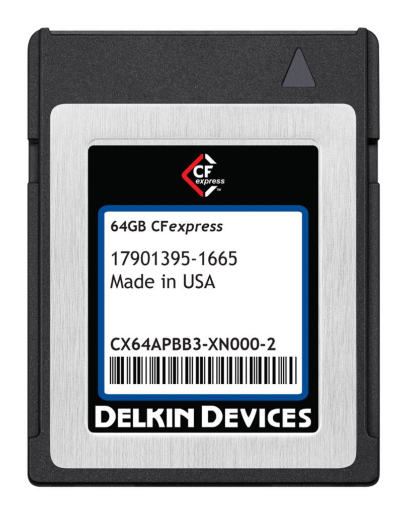 Delkin CFexpress