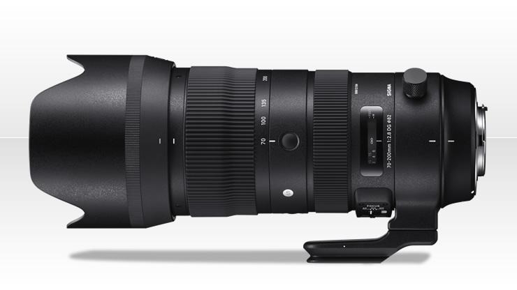 SIGMA 70-200mm F2.8 DG OS HSM | Sports