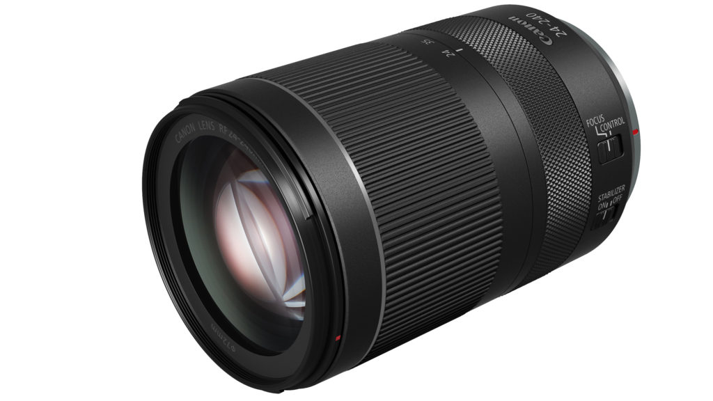 Canon RF 24-240mm F4-6.5 IS USM