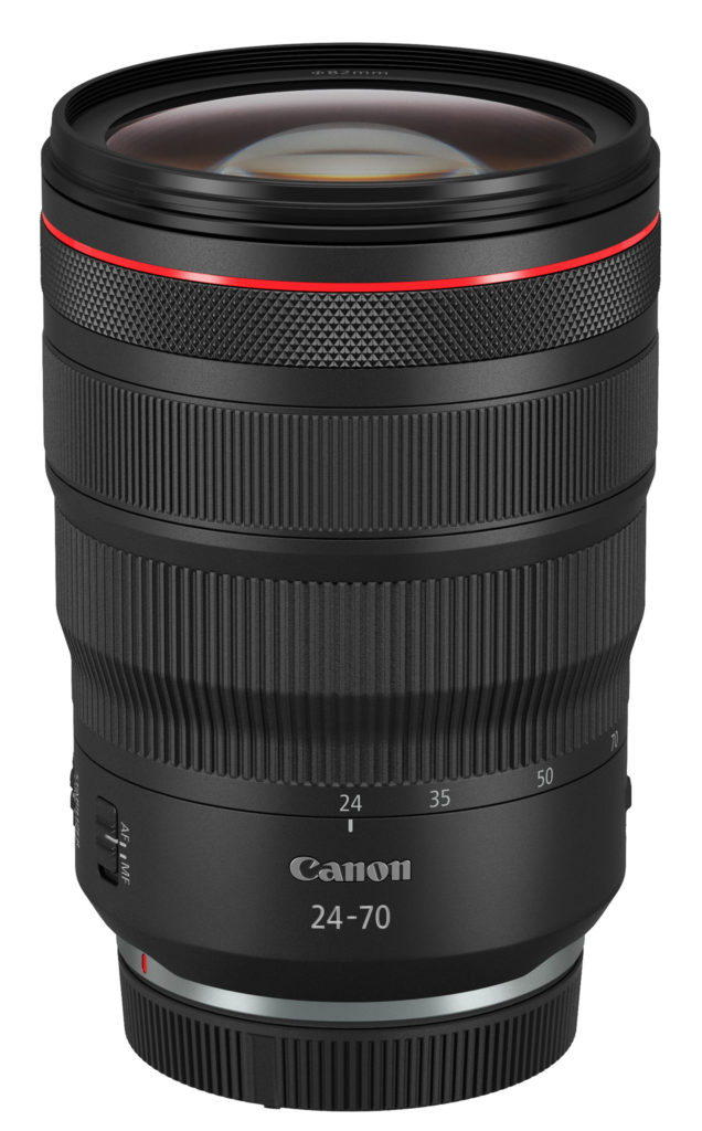 Canon RF 24-70 mm f/2,8