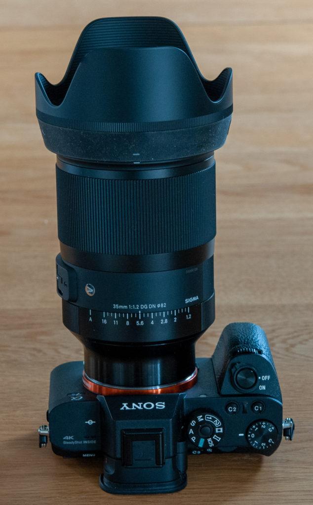 Sigma 35 mm