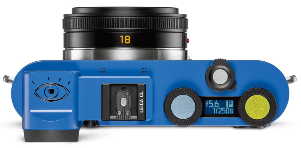 Leica CL Edition Paul Smith