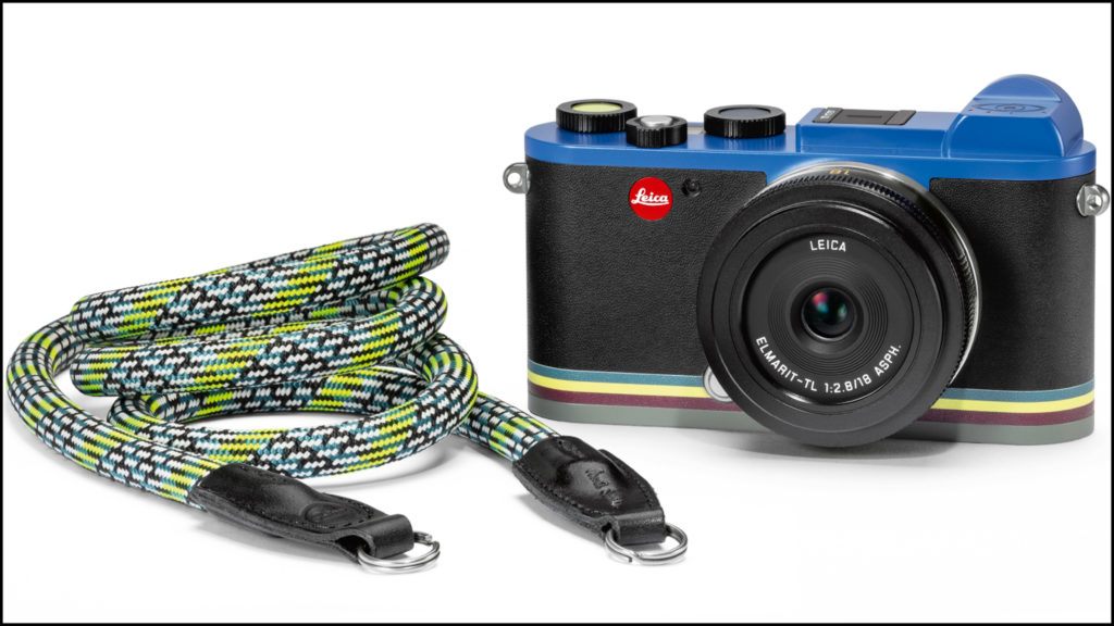 Leica CL Edition Paul Smith