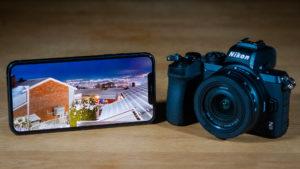 Mobilkamera-krigen